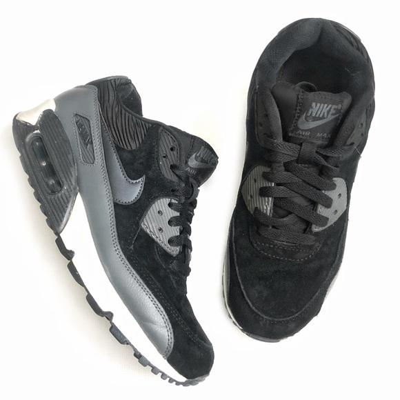 Nike Air Max 90 ⋆ Black Gray White (9W 8.5M)